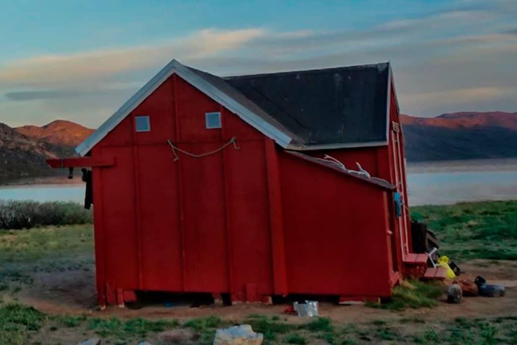 Katiffik hut